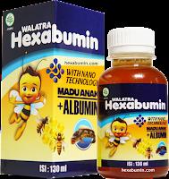 Harga dan Cara Pesan Walatra Hexabumin Suplemen Anak
