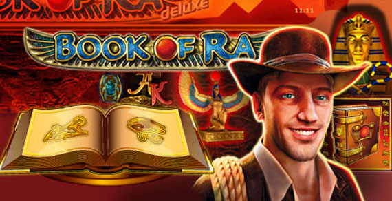Book Of Ra Spielautomat