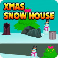 Play Avmgames Xmas Snow House …