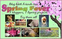 Blog With Friends, multiblogger project based posts | www.BakingInATornado.com | #travel #recipe #diy