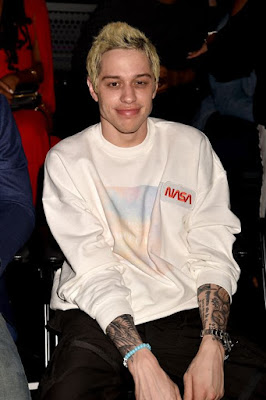 Pete Davidson Says 'There's a Lot Going On' After Ariana Grande Split