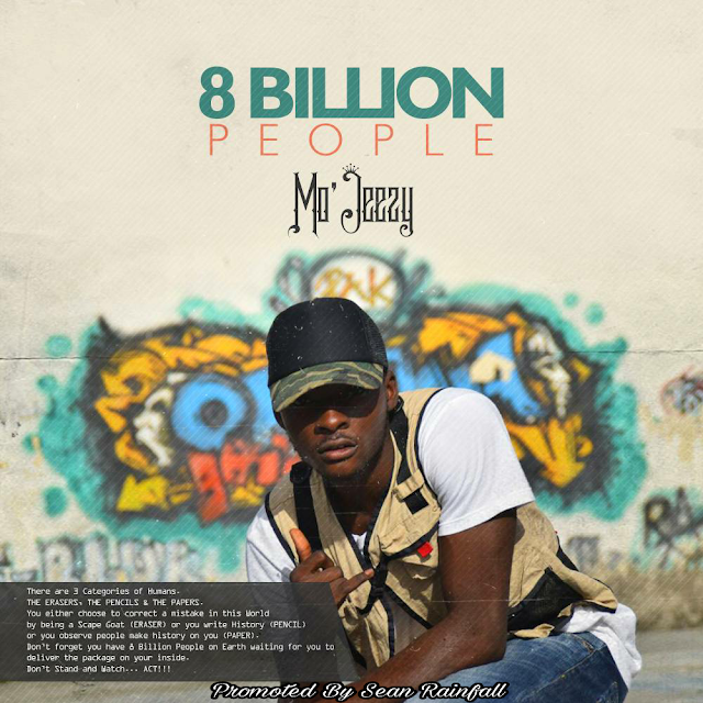 ALBUM: Mo'jeezy - 8 Billion People Album | @its_mojeezy #8BillionPeopleAlbum