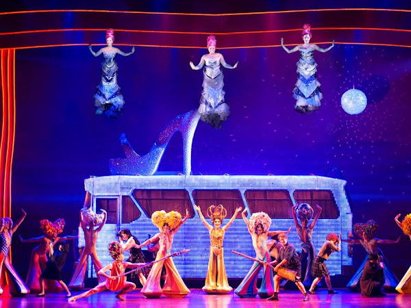 Priscilla Queen of the Desert, Sydney's Capitol Theatre | Review