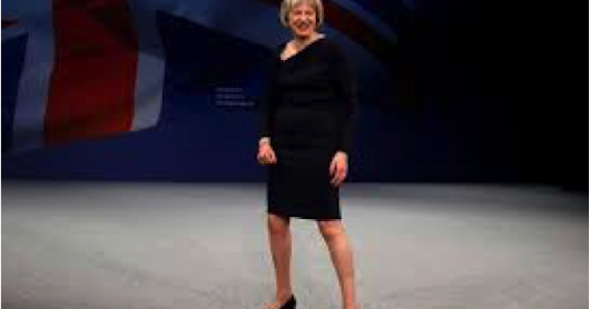 Is Theresa May a good speaker ? 5 top things she needs to do to improve her impact.