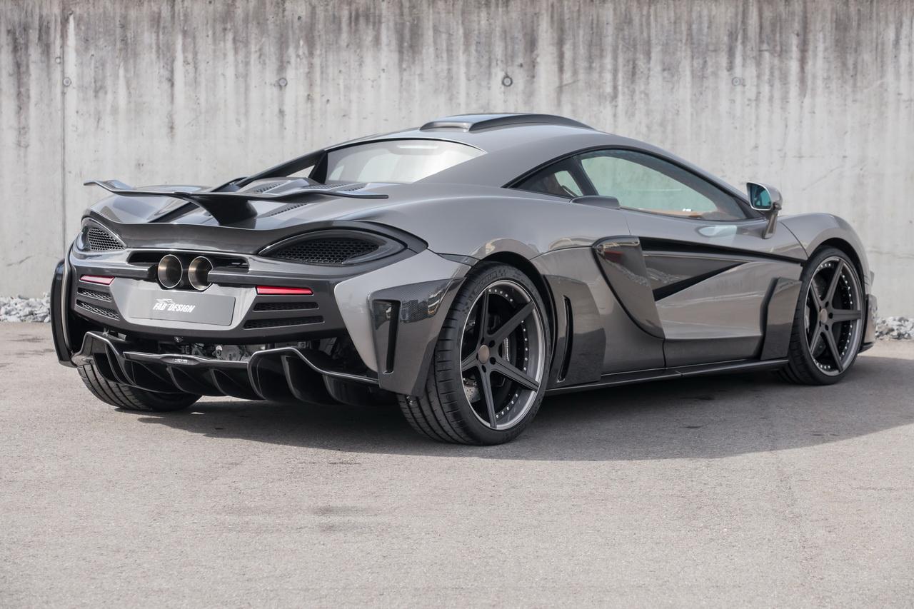 Fab Design Hits Geneva With Custom Tesla Mclaren And
