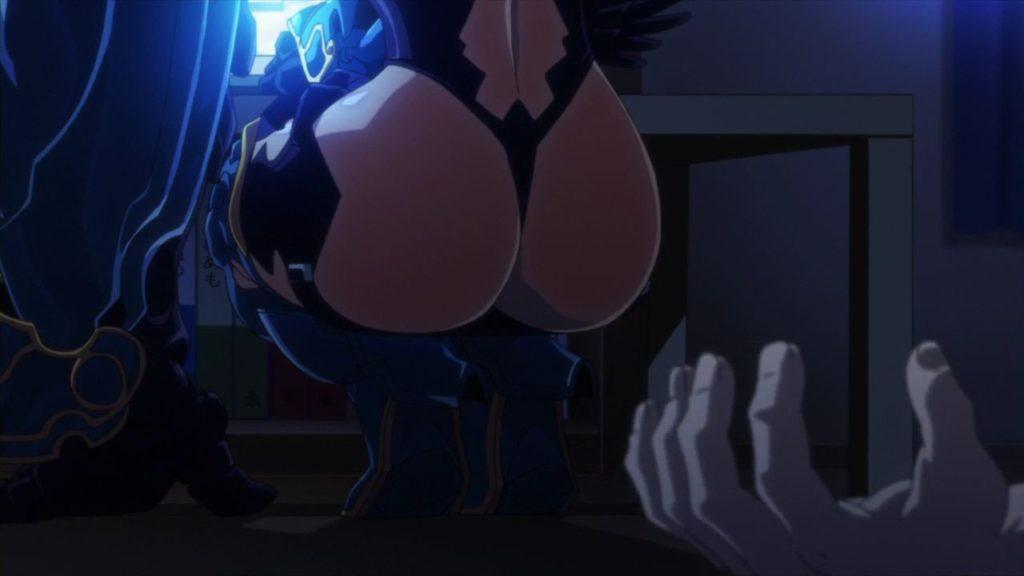 Nanatsu no Bitoku ep 4 - A melhor bunda do anime