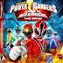 Power Rangers Samurai: Clash of the Red Rangers (2013) 720p WEBRip Dual Audio [Hindi-Eng] DREDD