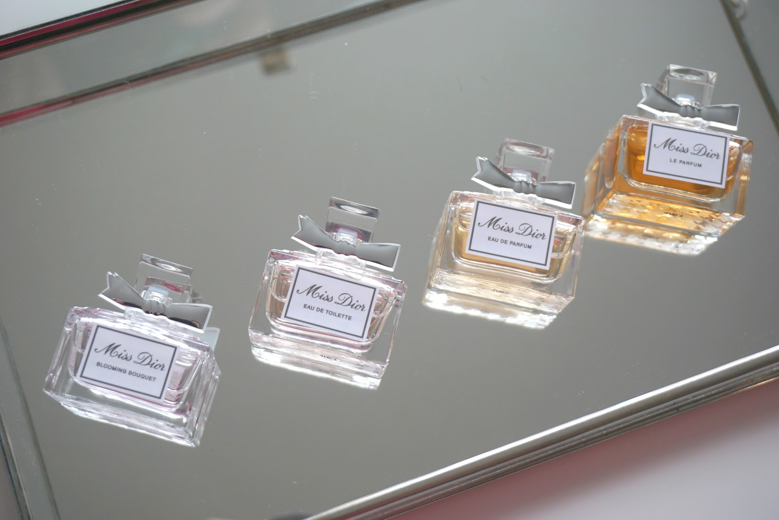 miss dior fragrance review