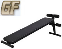 sit up bench alat fitnes