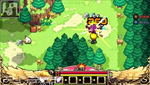 Download Game Ppsspp Zenonia