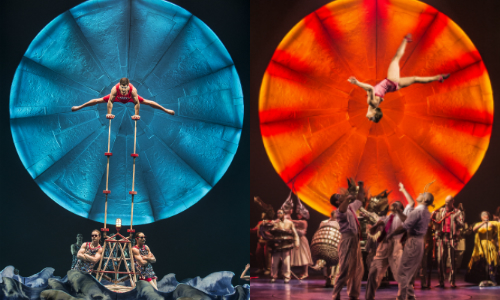 "Review of Cirque du Soleil's ""Luzia."""
