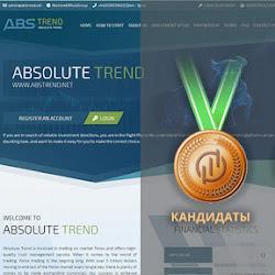 Лидеры: Absolute Trend – 60% чистого профита за 6 дней!