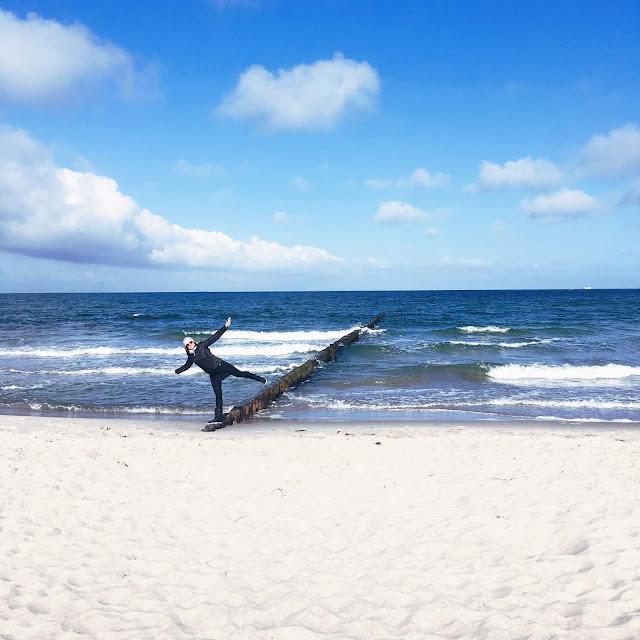 GrinseStern, Travel, Nähliebe, mira und freunde, Ostsee, Urlaub, reise