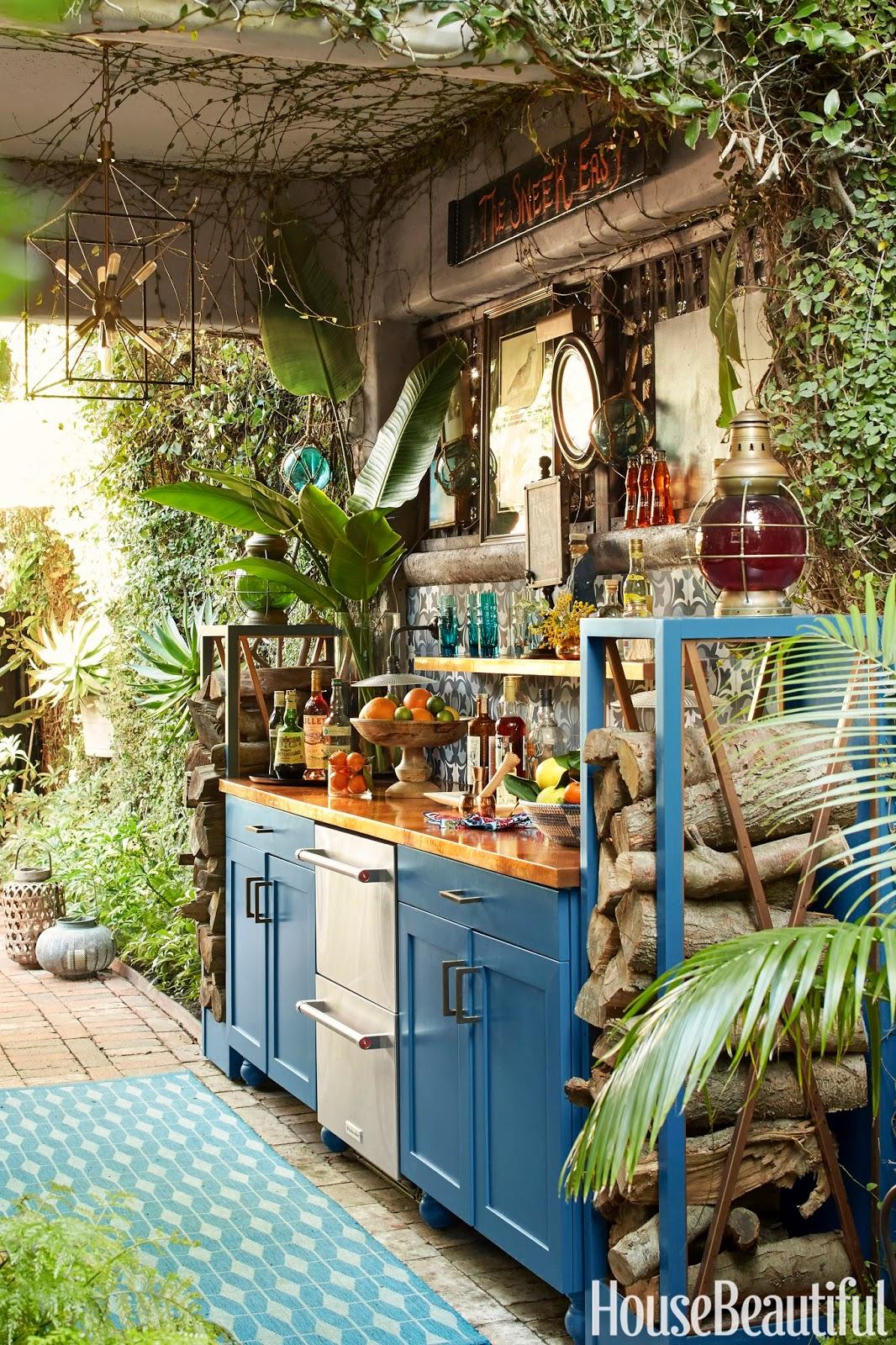 20 Outdoor Kitchen Minimalist Design The Best Of Decoration