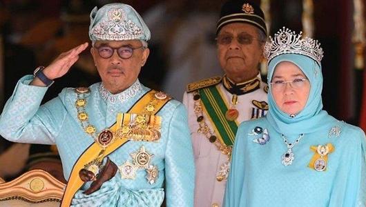 Bergelar Paduka Baginda Yang di-Pertuan Agong XVI, Sultan Pahang Resmi Jadi Raja Malaysia