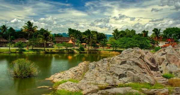 Kampung Batu Malakasari - Wisata Edukasi Bandung