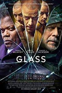 Glass (2019) Movie (English) 720p HDCaM