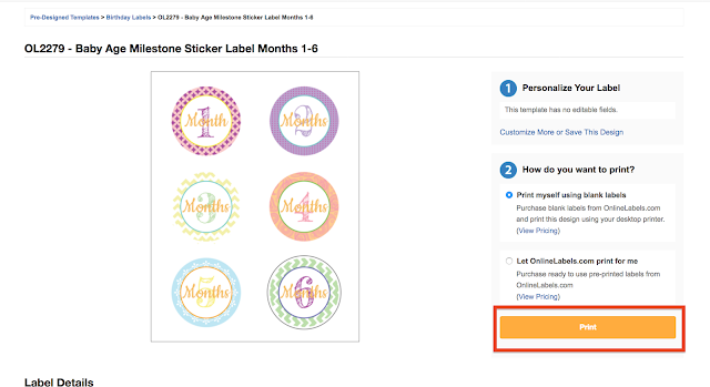free baby month milestone stickers silhouette cameo silhouette studio download free printable