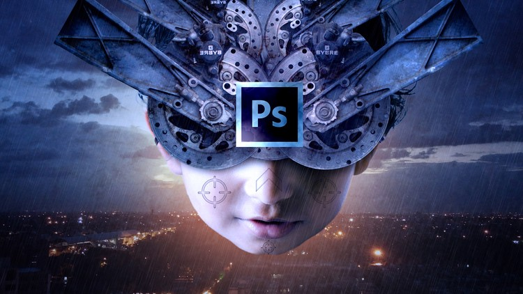 Master Photo Manipulation in Adobe Photoshop-Best Seller - Udemy Coupon