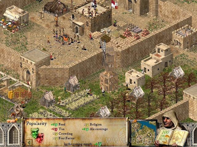full for pc Stronghold Crusader