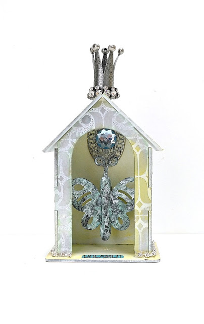 Dreamer Butterfly Crown Shrine by Dana Tatar for Tando Creative