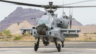 AH-64E (I) Apache Guardian