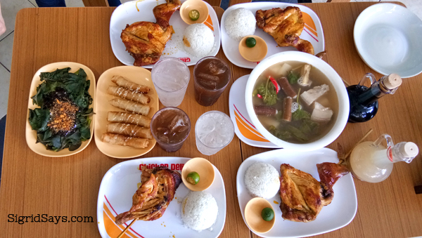 Chicken Deli - Bacolod chicken inasal meals