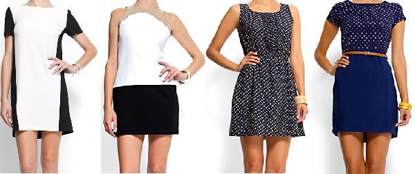 4 vestidos diseñados por mango muy informales