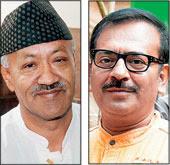 Harka Bahdur Chhetri, Aroop Biswas