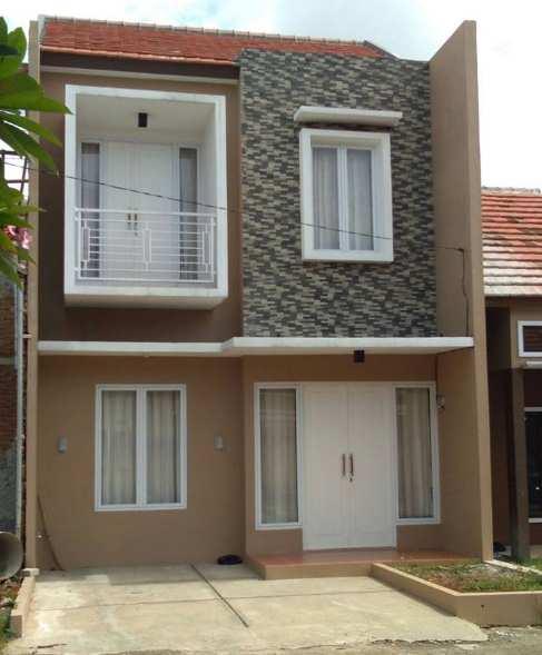 480+ Gambar Rumah Minimalis Modern 2 Lantai Tampak Depan HD Terbaru