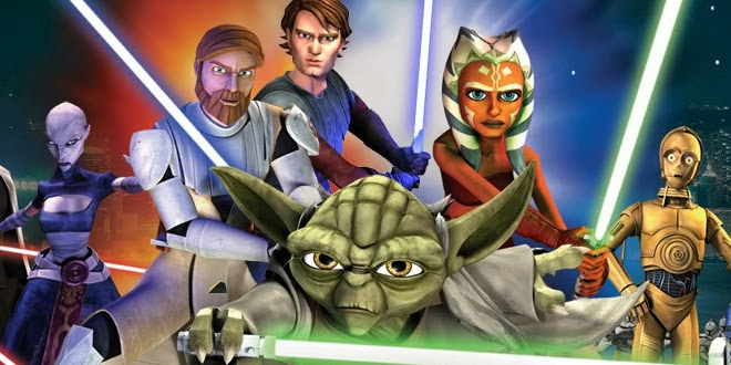 Netflix and Lucasfilm/Disney make a deal that will bring Star Wars: The Clone Wars to Netflix in March