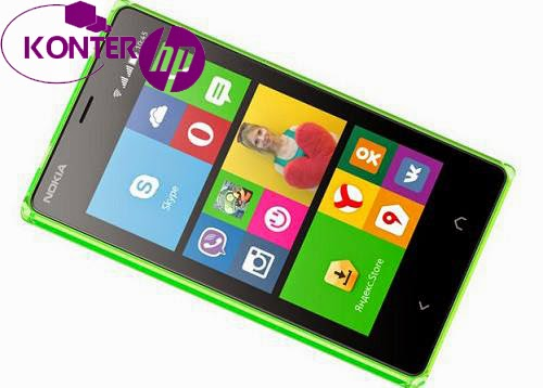 Spesifikasi Nokia X2 DS