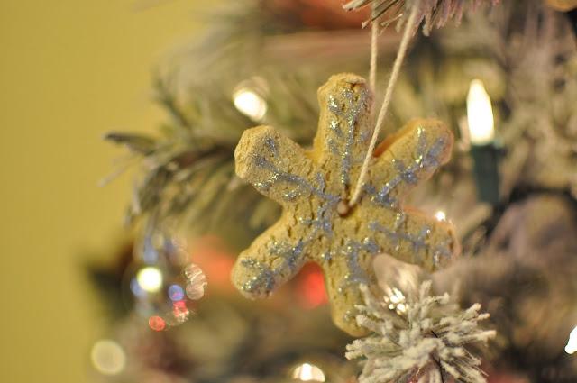 nonedible christmas ornaments recipe