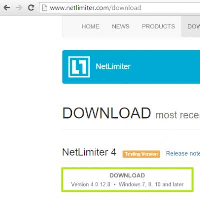 aplikasi pengatur kecepatan download