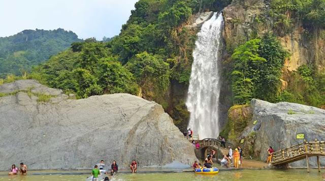 Air Terjun Bidadari Bogor