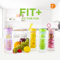 Dusdusan Fit+ For Fun Infused Bottle ANDHIMIND