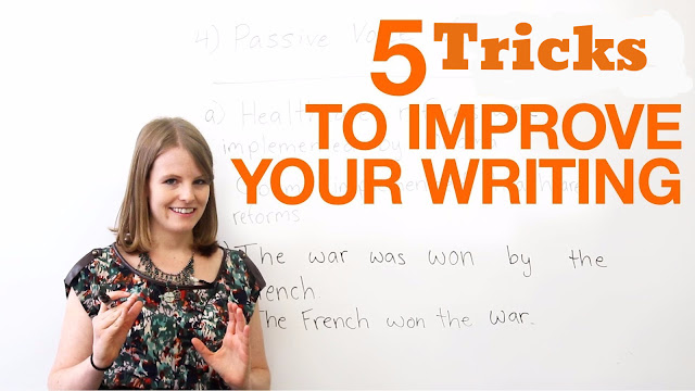 Tricks To Improve Your Writing