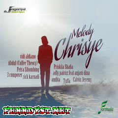 Melody Chrisye (2016) Album cover