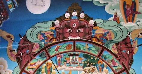 Miroir du dharma conf rence sur les peintures murales des for Miroir du dharma