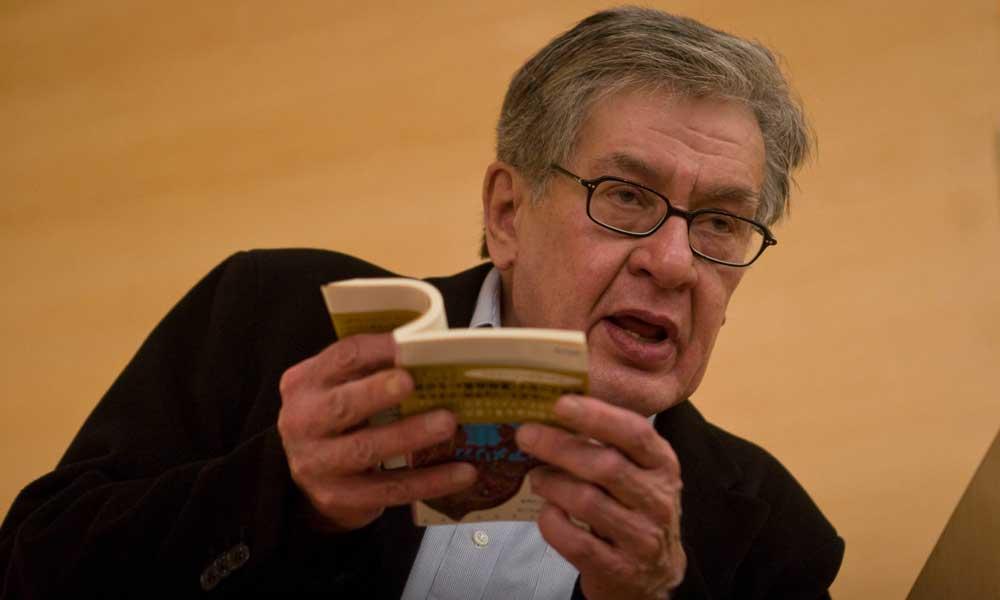 Acontecimiento Literario José Emilio Pacheco