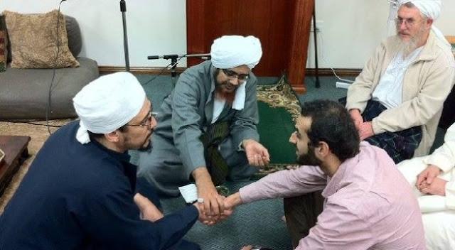 Habib Umar Mengislamkan Ribuan Orang Inggris Secara Massal
