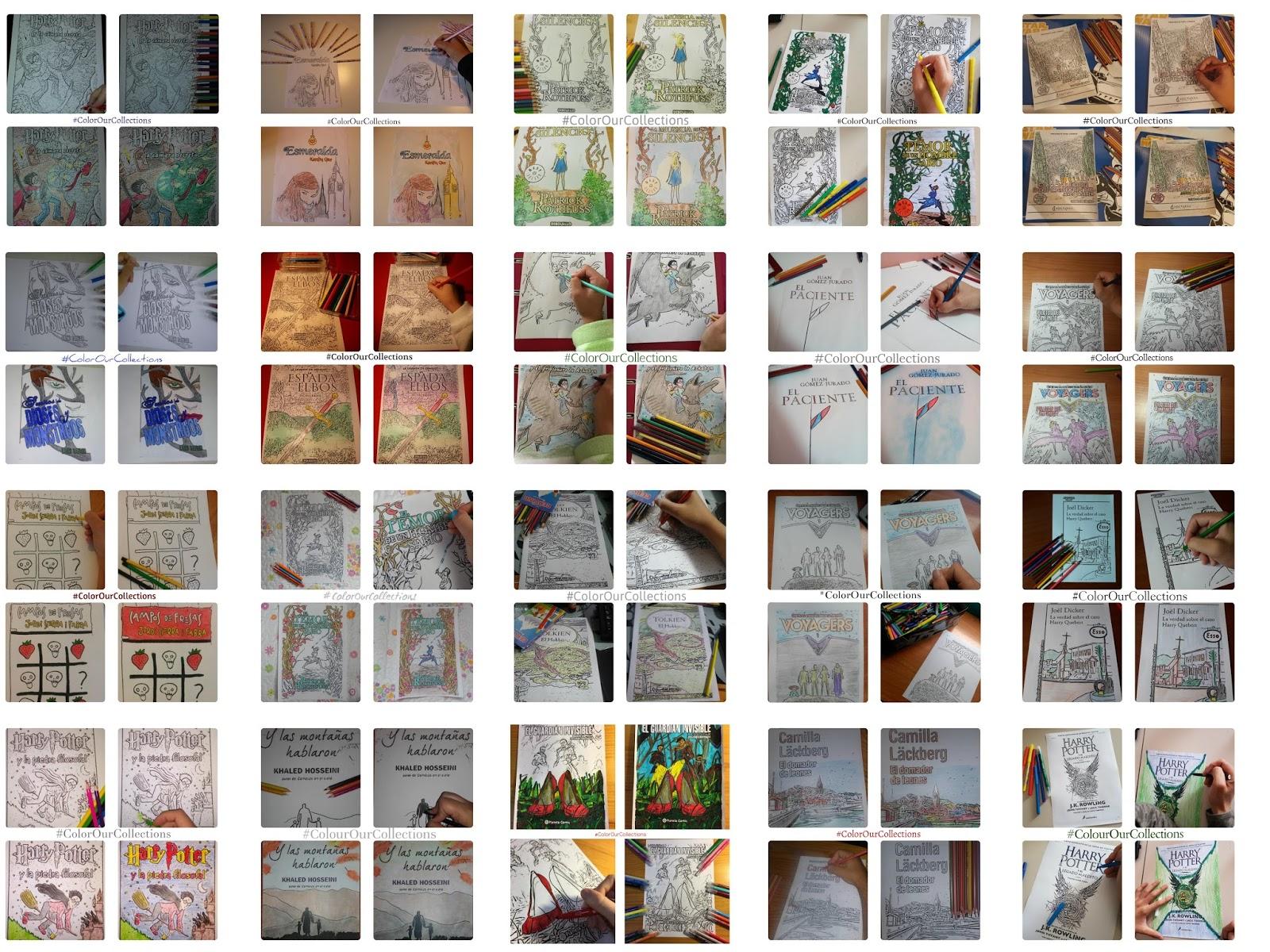 Colorourcollections Colorea Nuestra Colección Proyecto La
