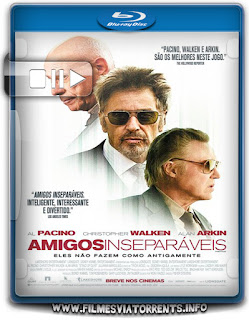 Amigos Inseparáveis Torrent - BluRay Rip 720p Dublado
