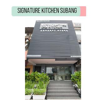 Learn baking at Signature Kitchen Subang Jaya