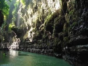 Wisata Green Canyon Pangandaran Jawa Barat