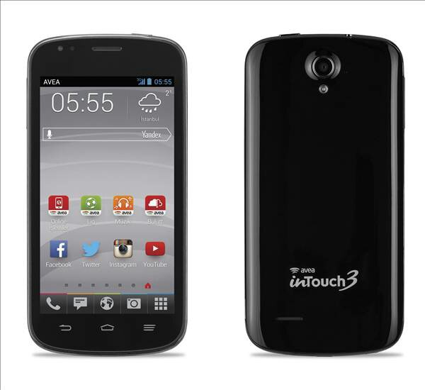Avea Intouch 3
