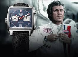 TAG Heuer Monaco Steve McQueen