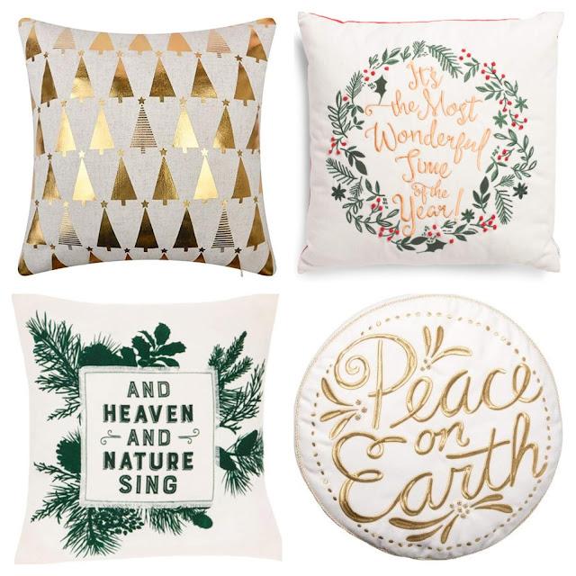 Christmas Pillows Ideas