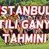 5 Mart 2017 Pazar İstanbul Altılı Ganyan Tahmini