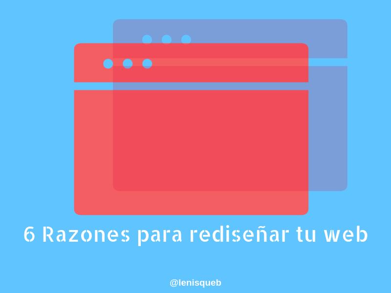 razones-rediseñar-pagina-web